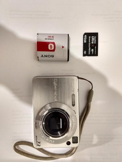 Camera Sony W120