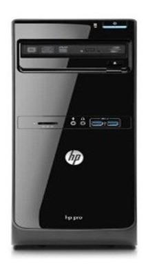 Kit 3 Computador Hp Pro 3410 A0x73lt#ac4 Win Pro + Nf