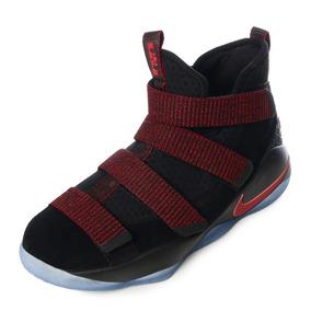 Tenis Nike Lebron Soldier Xi Gs Originales Nuevos En Caja!!!