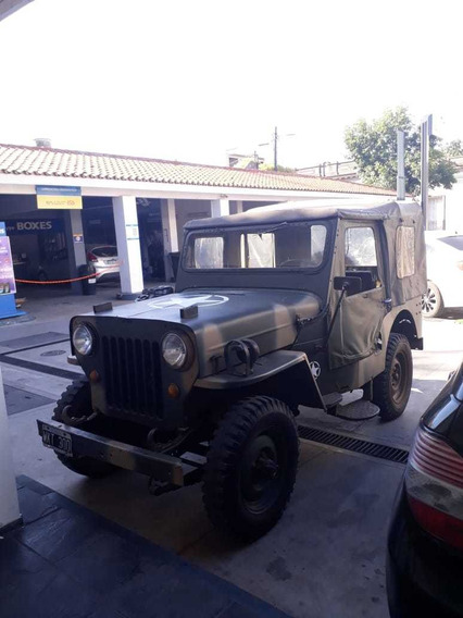Jeep Willys 1964 Hurricane