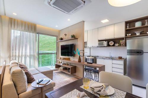 Apartamento Com 2 Dormitórios À Venda, 48 M² Por R$ 228.266,00 - Pechincha - Rio De Janeiro/rj - Ap0276