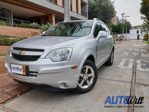 Chevrolet Captiva Sport At 3000cc 4x4 5p Sun Roof