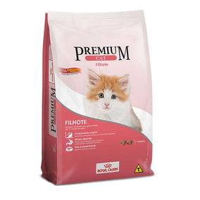 Ração Royal Canin Premium Cat Para Gatos Filhotes - 10,1 Kg