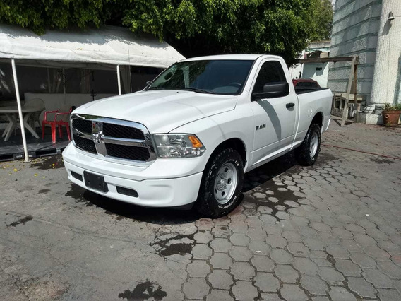 Dodge Ram 1500, 2014, 6 Cilindros Standar, Aire Acc Stereo B