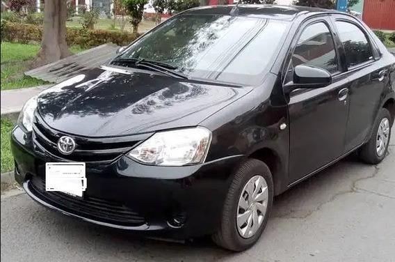 Alquilo Taxi Toyota Etios 2018 Gnv