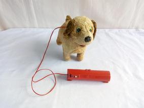 Cachorrinho Antigo Pipi Pipo Estrela Controle Remoto - Leia