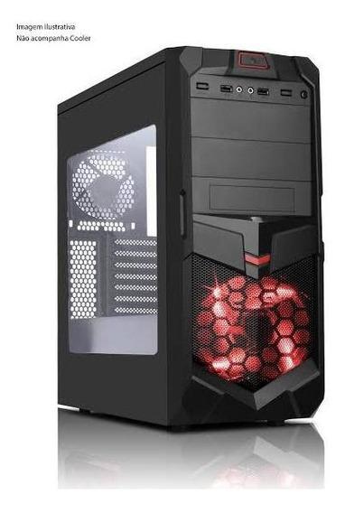 Cpu Gamer -intel Core I7 - 8g - /geforce /teclado Gamer