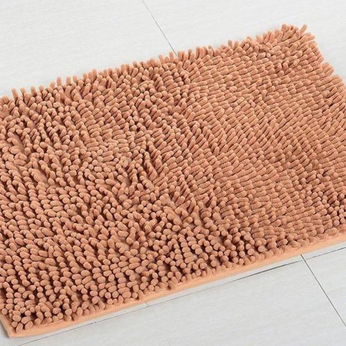 Tapete Microfibra Pequeno 40 X 60 - Caramelo