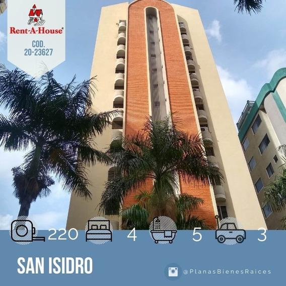 Apartamento En Venta En Maracay, San Isidro 20-23627 Scp