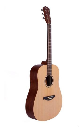 Guitarra Acustica Parquer Ga450bzf Tipo Taylor