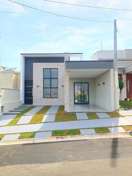 Casa Com 3 Dormitórios À Venda, 105 M² Por R$ 420.000 - Jardim Dos Imperios - Indaiatuba/sp - Ca7260