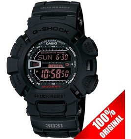 Reloj Casio G Shock G9000 Mudman Militar Cristal Mineral