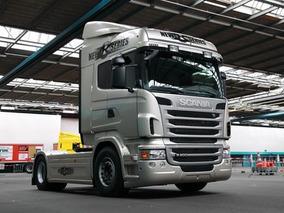 Scania R400 La 4x2 Con $448.950 Y Cuotas Fijas $