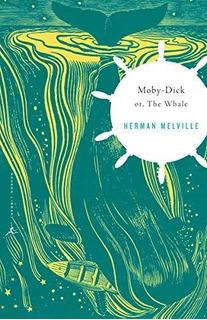 Mod Lib Moby Dick : Herman Melville