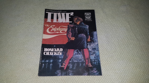 Hq Graphic Globo Nº 6 - Time 2 The Epiphany Globo 1990 Álbum