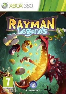 Rayman Legends Para Xbox 360 Nuevo