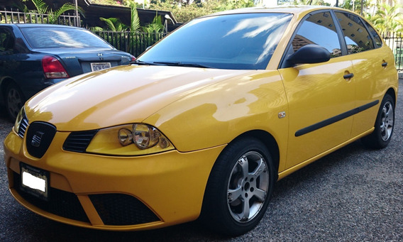 Seat Ibiza 2008, Motor 1.6, 16v, 5 Puertas