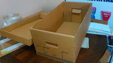 Fabricación De Cajas Para Archivo