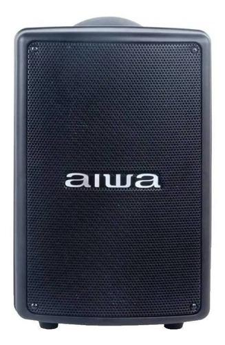 Imagen 1 de 2 de Bocina Aiwa AW908 Mini Pro portátil con bluetooth 100V/240V