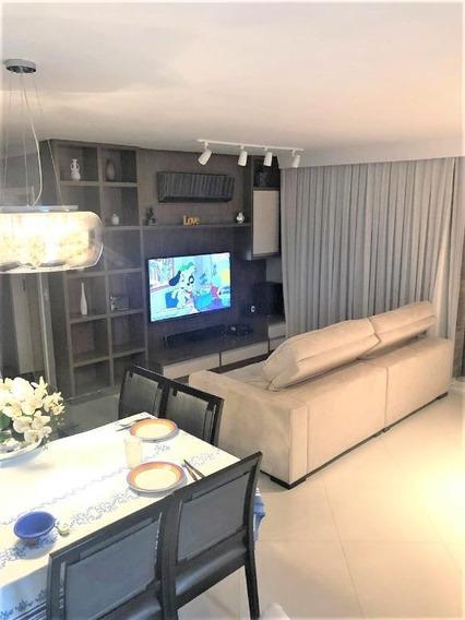 Apartamento Com 3 Dormitórios À Venda, 91 M² Por R$ 700.000,00 - Água Rasa - São Paulo/sp - Ap5118