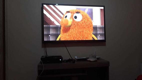 Tv Samsung 55 Polegadas Com Conversor Digital Ful Hd