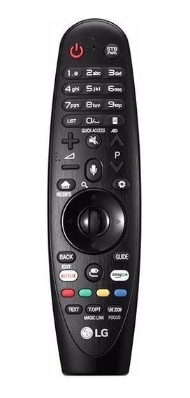 Controle Remoto Magic Smart Lg An-mr650a Novo E Original!