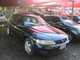 Chevrolet Vectra 2.2 Mpfi Expression 8v 2002 Azul Gasolina