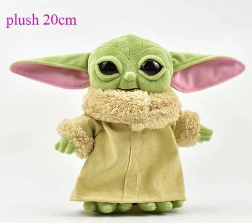 Baby Yoda Peluche Original 20cm