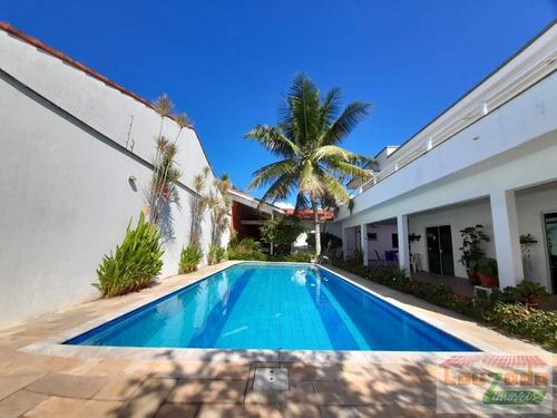 Imagem 1 de 15 de Sobrado Para Venda Em Peruíbe, Oasis, 4 Dormitórios, 4 Suítes, 1 Banheiro, 4 Vagas - 3679_2-1192985