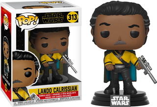 Funko Pop #313 - Lando Calrissian - Star Wars Episodio 9