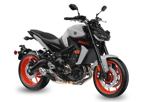 Yamaha Mt-09a 2020 0km