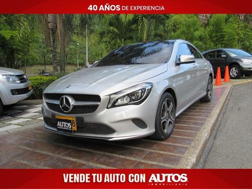 Mercedes Benz Cla 180 At Sec Turbo Sedan Cc1600