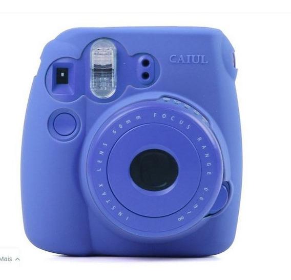Capa De Câmera De Silicone Para Instax Mini9/mini8/mini8s