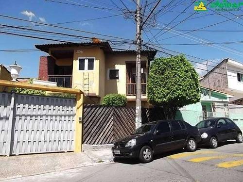 Imagem 1 de 19 de Venda Sobrado 3 Dormitórios Gopouva Guarulhos R$ 600.000,00 - 21794v