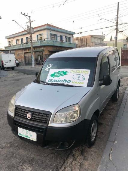 Fiat Doblo Cargo 2012 1.4 Flex 4p