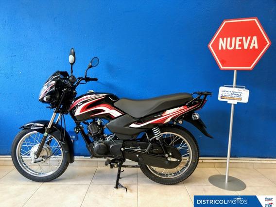 Tvs Sport 100 Ks, Modelo 2020, Nueva Para Estrenar!