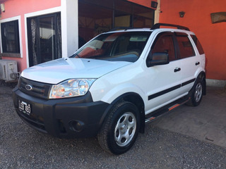 Ford Ecosport 1.6 Xl Plus Nafta 2012 5 Puertas 4x2 46276082