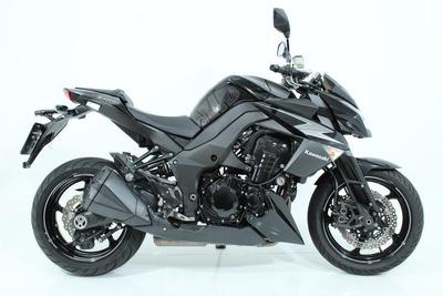 Kawasaki Z1000 2012 Preta