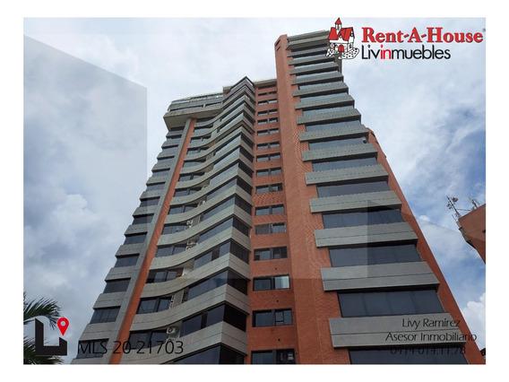Apartamentos En Alquiler. Santa Rosa De Lima Mls #20-21703