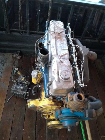 Motor De Caminhão Perkins + Cambio