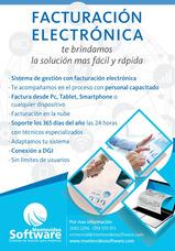 Software Facturación Electrónica