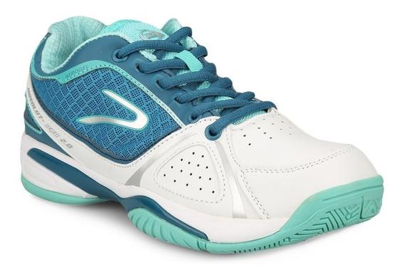 Zapatilla Dunlop Mujer Absolut Pro 2.0 Tenis Padel Olivos