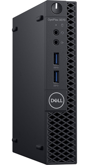 Dell Optiplex Mini 3070 I3 9100t 16gb Ssd 120g Ultracompacto