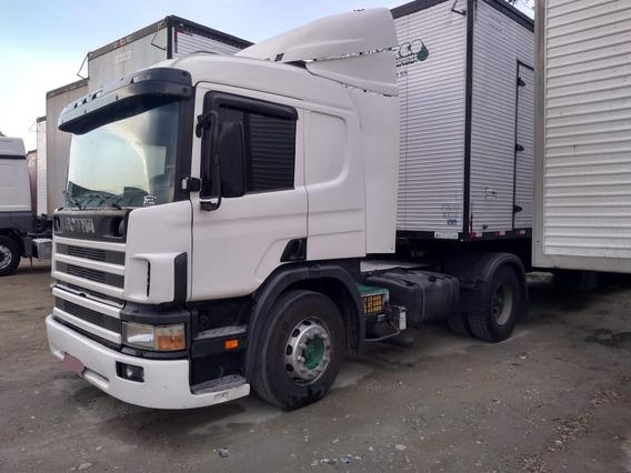 Scania P114 330 4x2 Ano 2000