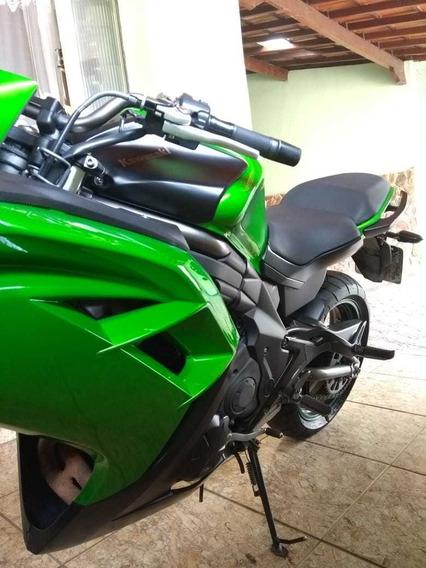 Kawasaki Ninja 650r Esportiva 2013 - Vendo Ou Troco