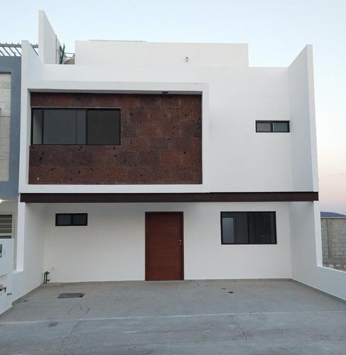 Casa Renta Querétaro Juriquilla San Isidro Roof Garden Priv