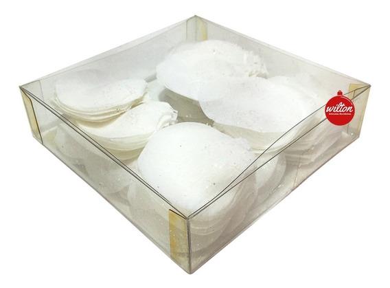 Caja Pétalos Artificiales Gibré Bodas Decoración - Wilton