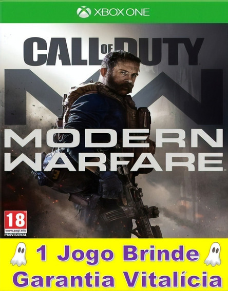 Call Of Duty: Modern Warfare Xbox One Garantia Vitalícia