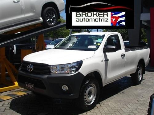 Toyota Hilux 4x4 Mecanica