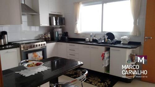 Sobrado Com 4 Dormitórios À Venda, 312 M² Por R$ 1.700.000,00 - Jardim Alvorada - Marília/sp - So0016